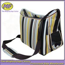 New design breathable fashion tote pet bag CWB026