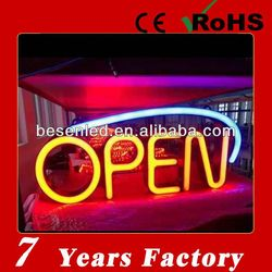 2015 New product neon taxi sign CE ROHS
