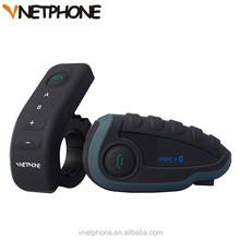 Vnetphone motorcycle bluetooth wireless intercom - V8