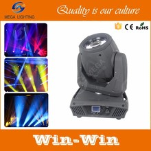 CE & Rohs 5R high quality 200w beam moving head light stage lighting