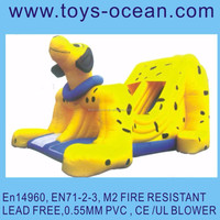 inflatable spotty dog slide mini inflatable dog slide inflatable again dog slide