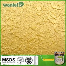 Textura de oro efecto a base de agua metálico brillante pintura