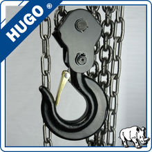 No Spark Stainless Steel Manual Vital Chain Block