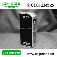 2015 hot new products on market ipv4 100w box mod Ipv2 50w box mod with paypal acceptable