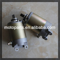 Good quality motorcycle starter motor 250cc parts for chinese atv