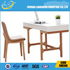 wooden study table , writing desk for home office
