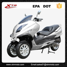 High Quality Gas Powered Adult Tricycle
