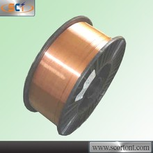 AWS 5.18 ER70S-6 0.8mm/0.9mm/1.0mm/1.2mm Co2 gas-shielded soldering copper alloy weld wire 1.2mm