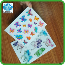 top quality environmental colorful printing epoxy resin sticker,custom epoxy sticker, custom dome sticker