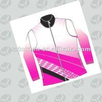 Custom made sublimation sports jacket