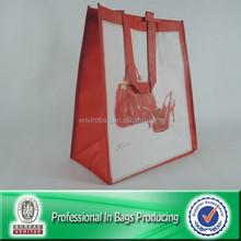 High Quality Custom Cheap PP Non Woven Cute Tote Bag For School Girl