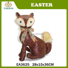 Newest & Hot Sale Easter Gift Fox Animal Easter Decoration