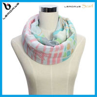 discount hand painted infinity scarf