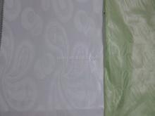 High Quality 100% Cotton Fabric Jacquard Damask Shadda Bazin Riche Guinea Brocade African Cloth Material