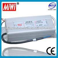LPV-50-12 Waterproof Mode Power Supply Led Driver Adaptor