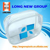 E zipper comeic Readily package pvc plastic bag printing