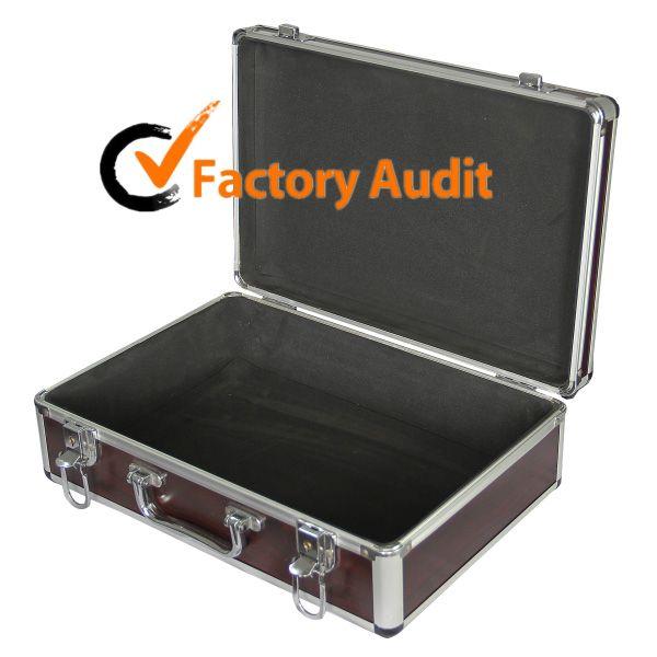 MLD-T05 Aluminium Case Superior Quality Tool Box Briefcase