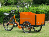 2015 cheap Newest family adults 3 wheel cargo tricycle/trike/bicycle