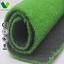 Anti-UV Plastic Grass For Swimming Pool Decoration