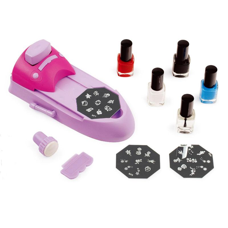 Diy Nail Art Printer Color Printing Machine
