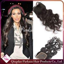 Parkson hair Cheap Hair Closure lace free parting lace closure 12-30 inch lace closure