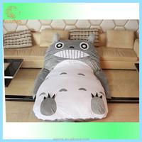 1.9*1.6M Tatami double totoro stuffed sleeping toy bed leisure floor mattress pad