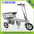 shuangye triciclo scooter elétrico