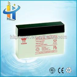 deep cycle battery price YUASA np0.8-12 used ups batteries