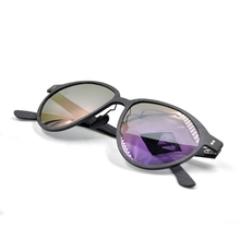 Round frame sunglasses sports sunglasses glasses