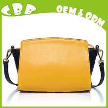 Best-selling stylish Customized fashion womens leather satchel