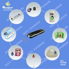 Lost item finder/Best giveaways and gifts key finder/ Led flashing key finder whistle