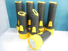 EAGLE HEAD Factory Plastic LED Flashlight Torch Light for Africa