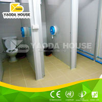Wholesale Special design 20 foot container price used/prefabricated house prices/self contained house