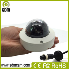 Mini size SONY CCD 800TVL Vandal proof camera for bus, truck mdvr recording use