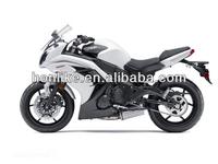 Fairings for Kawasaki Ninja 650R ER-6f 2012 2013 650 R ER6f 2012-2013 ABS Black White
