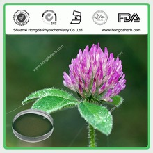 Hot Selling Natural Organic Red Clover Extract powder Total Isoflavones 15% 20% 40%