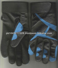 LEATHER BASEBALL BATING GLOVES