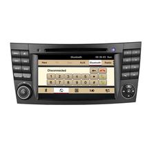 CAR DVD PLAYER for Benz e class W211