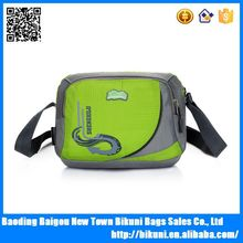 New design vintage travel messenger bag, Outdoor sport messenger bag