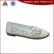 Wholesale high quality ladies sexy espadrilles shoes