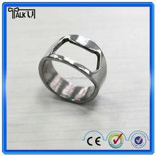 Good quality ring bottle opener/key ring bottle opener/stainless steel key ring bottle opener