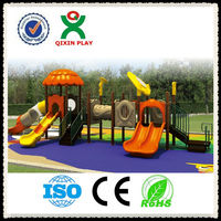 children's games used cheap kids outdoor play park equipment for kindergarten (QX-004A)
