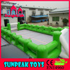F-075 Outdoor And Indoor Sports Inflatable Soccer Field Hot Sale