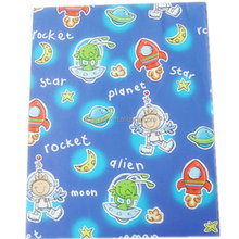 Fashion birthday wrapping paper printing factory