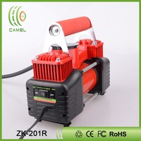 Tire inflators 12v dc air conditioner compressor