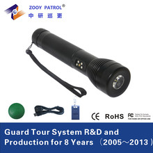 Powerful LED Light 125kHz Check Points Tags Sensor RFID Guard Tour System