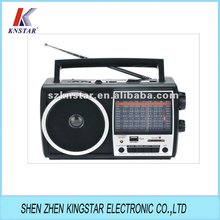 AM/FM/SW1-9 11 BAND RADIO WITH USB/SD MUSIC PLAYER