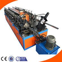 High Speed Well Fabrication Wall Steel Stud 1'/2.5'/3.33' Roll Forming Machine