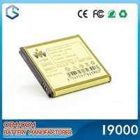 original capacity 1500mah i9000 mobile battery for samsung galaxy s battery
