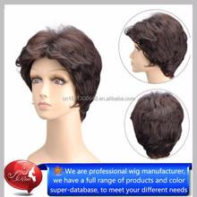 Hot selling kanekalon and toyokalon synthetic wigs, wholesale wig libaba in Dubai
